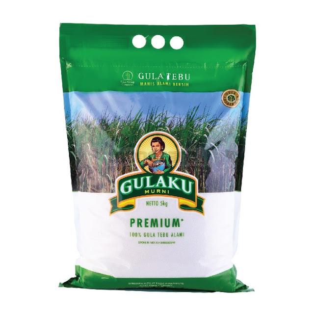 Gula Tebu Pemanis Alami Dari Gulaku
