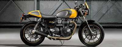 New 2016 Triumph Street Cup HD Image Gallery