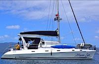Virgin Islands Sailing Vacation Catamaran