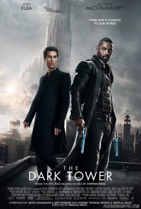 The Dark Tower [2017] [DVDR] [NTSC] [CUSTOM HD] [Subtitulado]