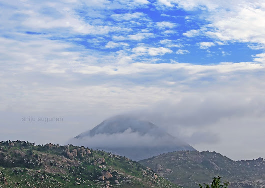 Trek to Nandi Hills