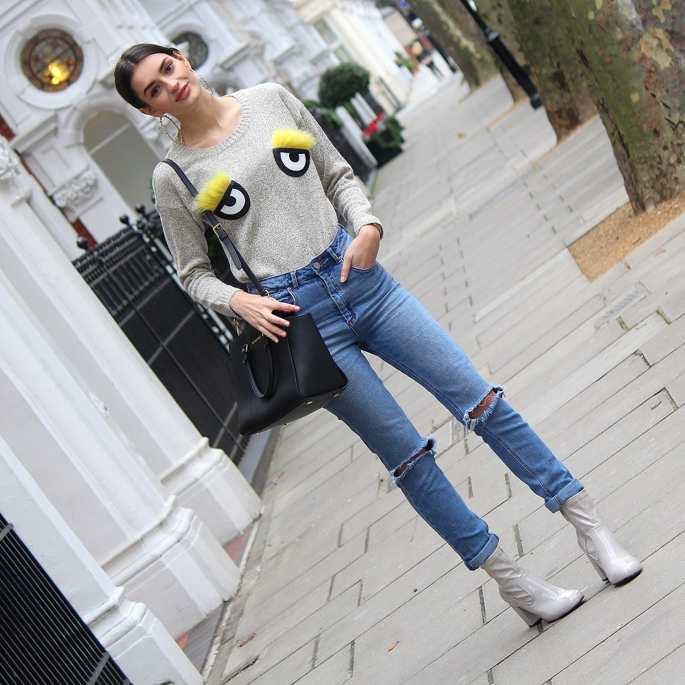 peexo fashion blogger styling asos farleigh mom jeans