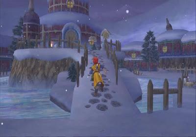 Dragon Quest VIII - El Periplo del Rey Maldito - Orkutsk centro