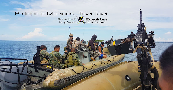 Philippine Marines Extraction, Tawi-Tawi - Schadow1 Expeditions