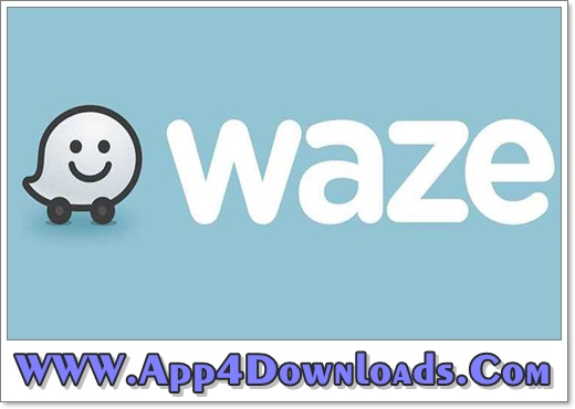 Waze Traffic App 4.34.1.0 Download Latest 2018