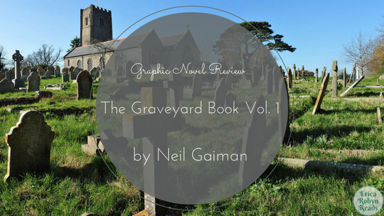 the graveyard book graphic novel review