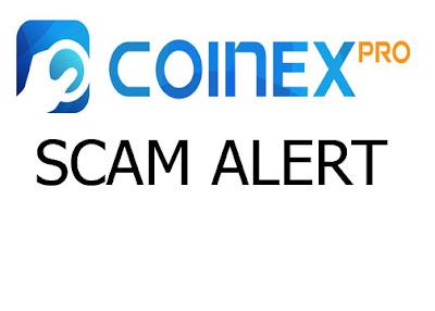 Coinexpro Diperkirakan Akan Scam Dalam Waktu Dekat