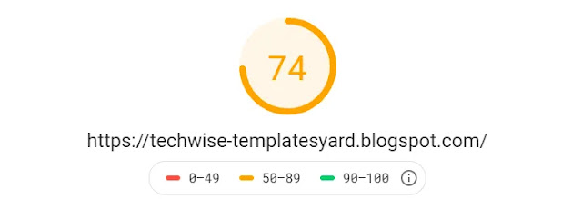 Techwise Responsive Magazine News Portal Blogger Template Theme