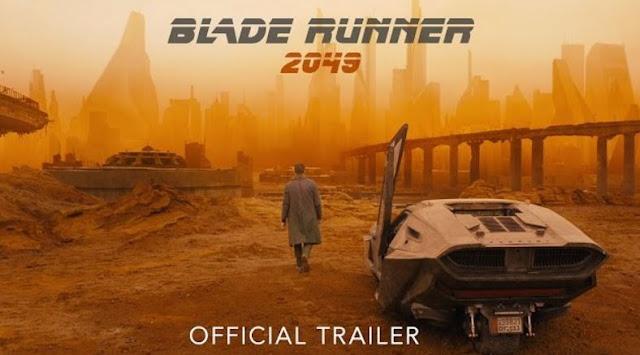 blade runner 2049 trailer poster