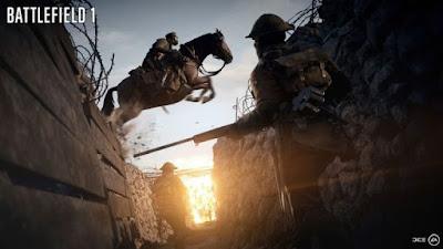 בהשקת Battlefield 1 המשחק יכלול 9 מפות ו-6 מצבי משחק במולטיפלייר