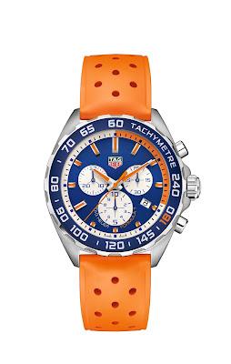 4a1366ede41 Chegado ao mercado - relógio TAG Heuer Formula One Max Verstappen Youngest  Grand Prix Winner Special Edition