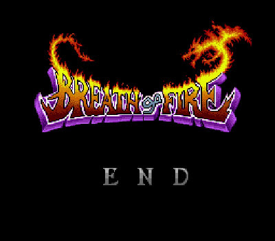 Breath of Fire - Fin / The End