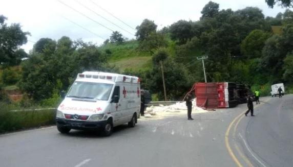 Camioneta ambulancia