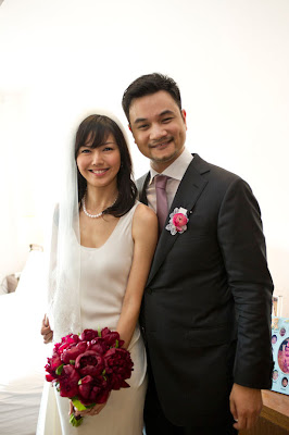 Sun Yan Zi wedding photos