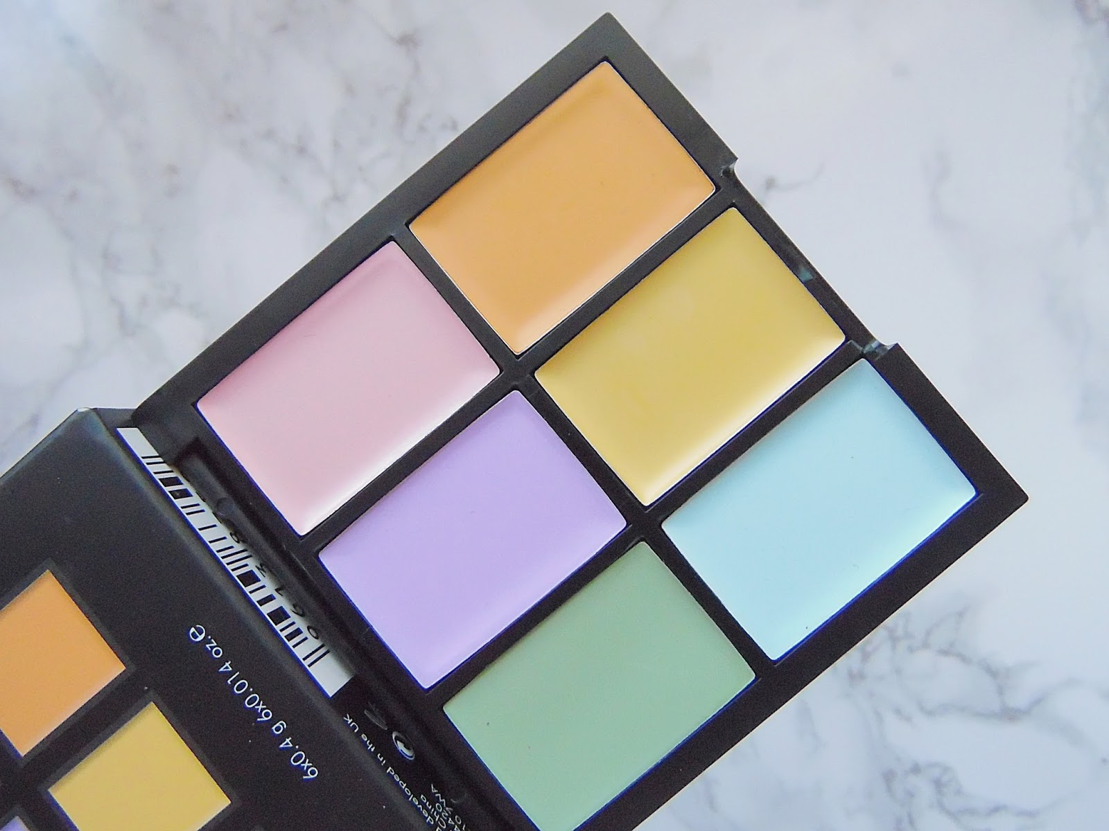 Sleek Colour Correcting Palette