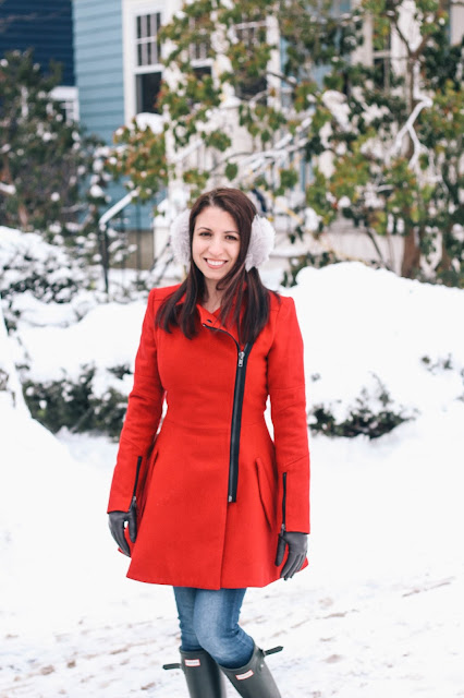 Red Coat New England Ear Muffs