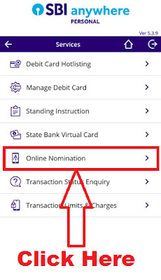 how to get cif number of sbi through sbi anywhere app