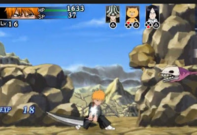 Download Bleach Soul Carnival 2 CSO ISO PSP PPSSPP