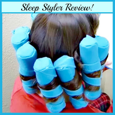 Sleep Styler Tutorial and Review Video