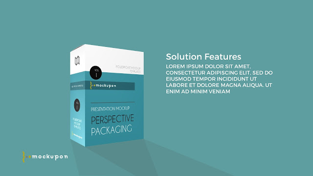 Packaging Box Mockup Powerpoint Templates Slide3