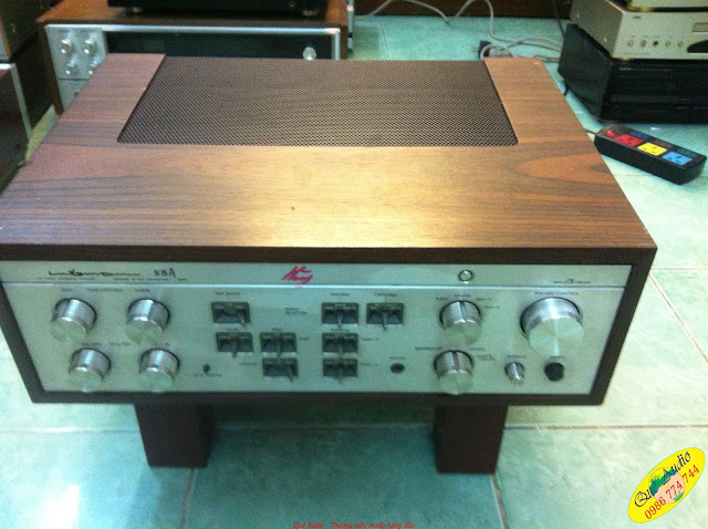 Amply Luxman 58A - Made in Japan