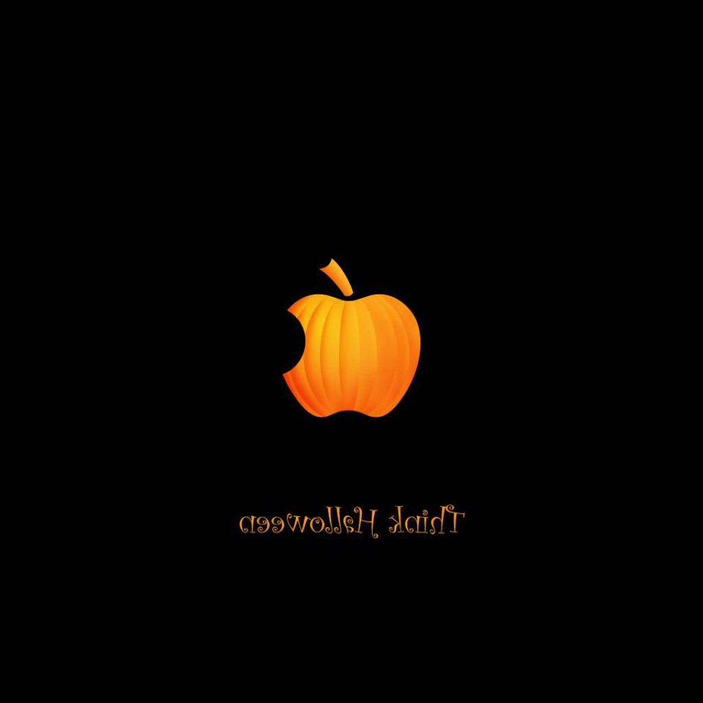 Happy Halloween Wallpaper For IPad & IPad 2