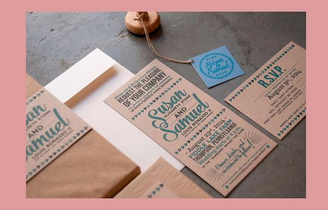 tarjetas de invitacion de bodas