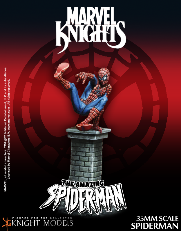 spiderman-model- spiderman knight models-miniatura spiderman 35 mm-.jpg