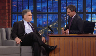 Here's How Al Franken Reacted to Trump's 'Access Hollywood' Tape (Video)