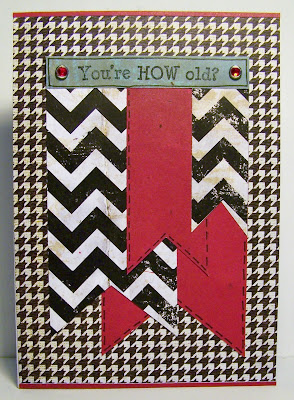 Monday Inspiration Chevrons Frosted Designs