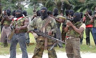 Nigerian Militants Niger Delta Avengers
