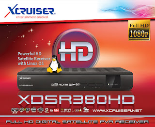 Xcruiser Older Models Satellite Receivers Update Software,Firmware Download