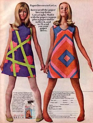 Breck Paper Dresses