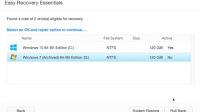 Annullare aggiornamenti di Windows 10 se  errori di aggiornamento