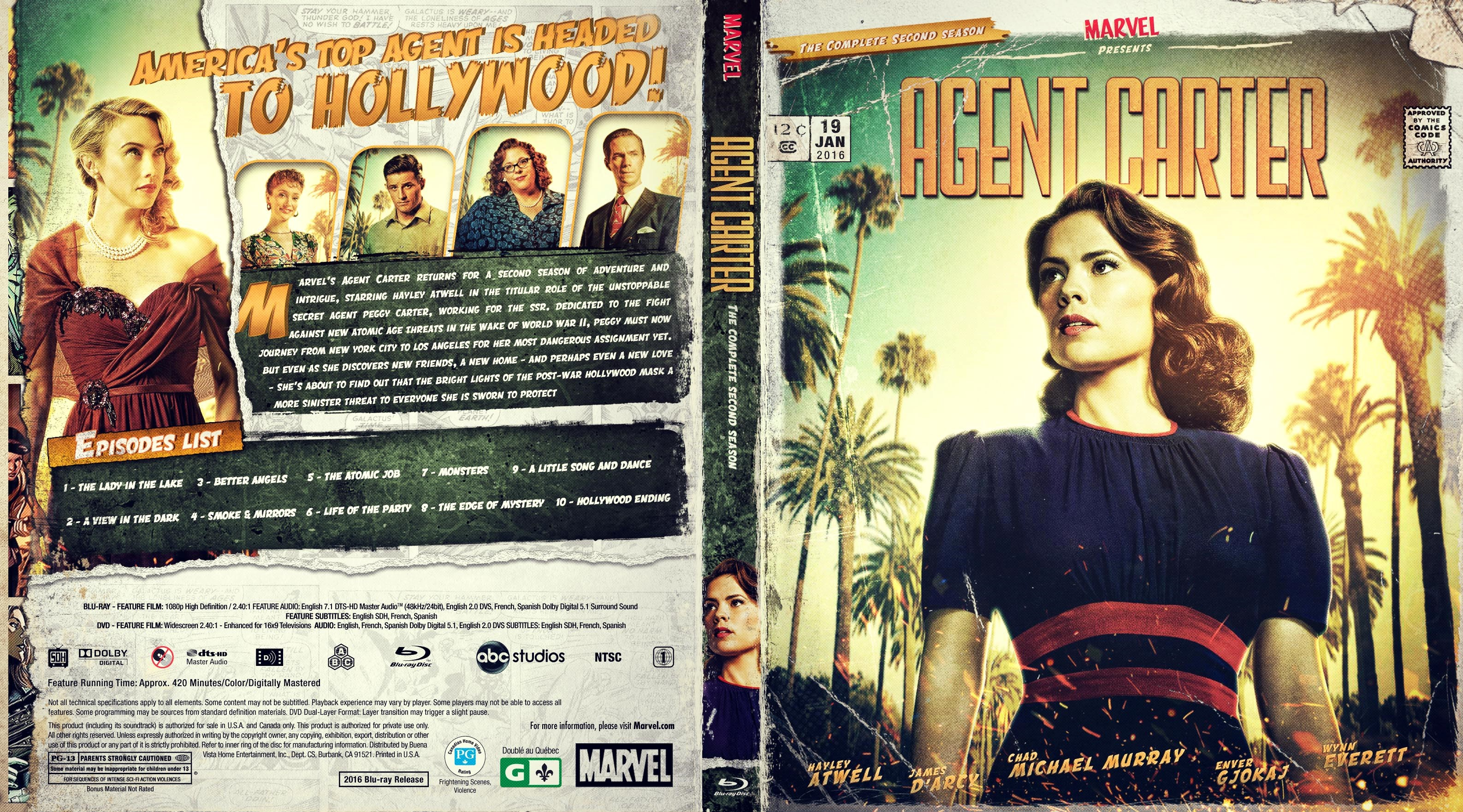 download agent carter season 2
