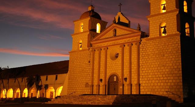 Old Mission Santa Bárbara