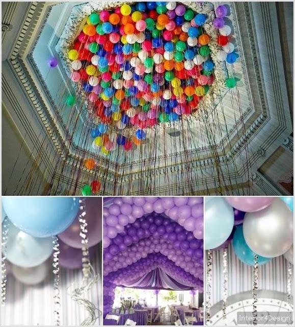 DIY Balloon Wedding Decor Ideas 5 Catchy Ways To Use Balloons 4
