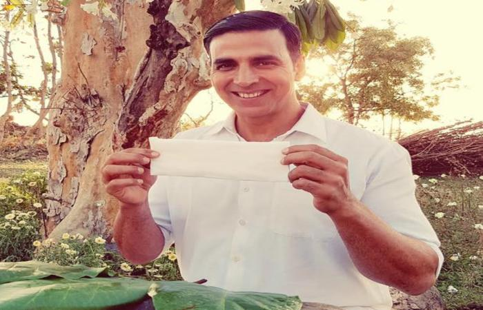 Padman Box Office Look
