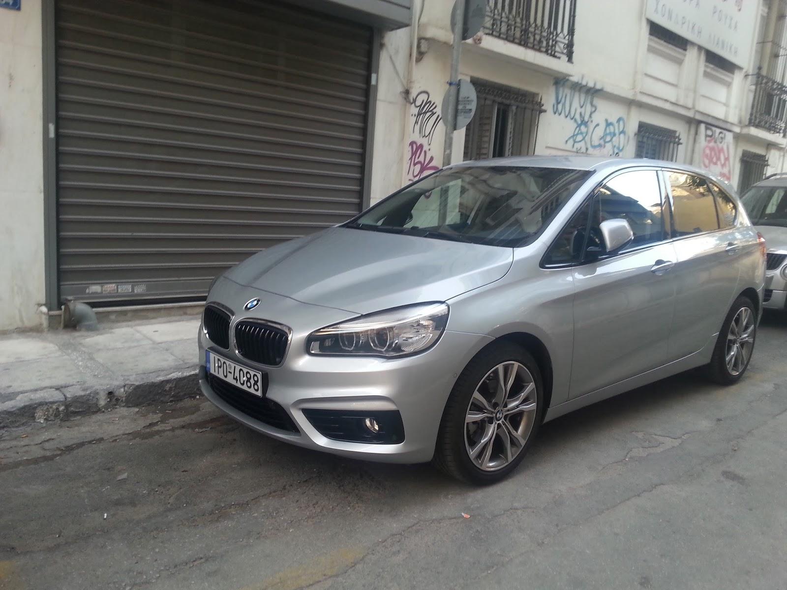 f1 Η «επανάσταση» της BMW BMW, BMW 218D, TEST, ΔΟΚΙΜΕΣ
