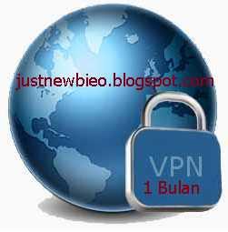 cara membuat akun vpn 1 bulan gratis 2017