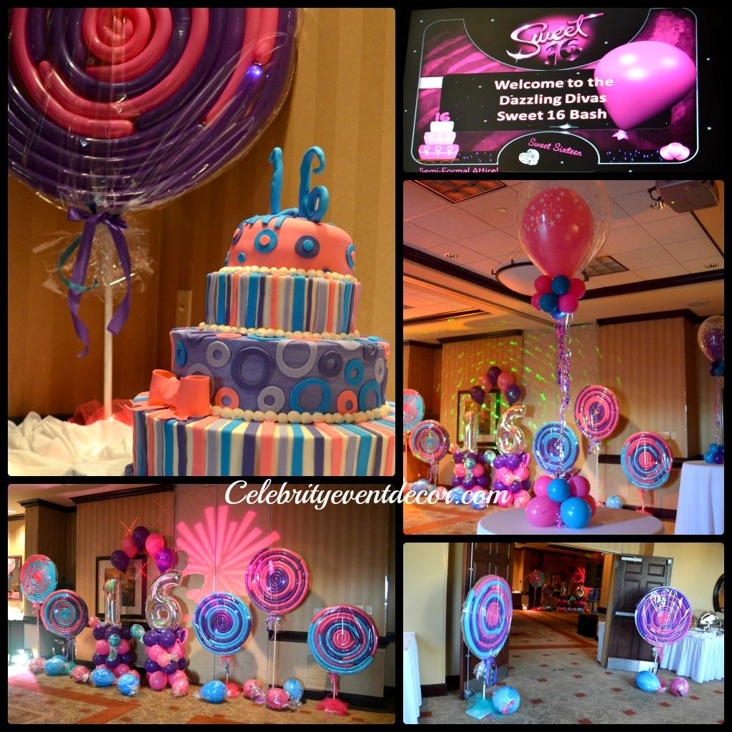 Celebrity Event Decor & Banquet Hall, LLC: August 2012