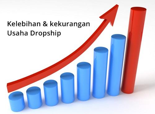 kelebihan dan kekurangan usaha dropship