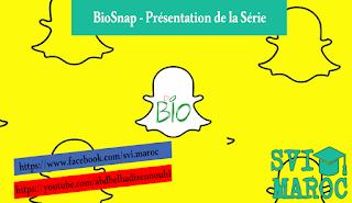 BioSnap - Nouvelle Série sur YouTube