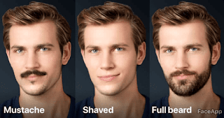 برنامج تعديل الوجه