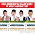 Hasil Rekapitulasi PSU Pilkada Sampang