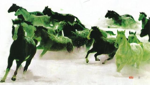 Ο ΣΥΡΙΖΑ και τα πράσινα άλογα