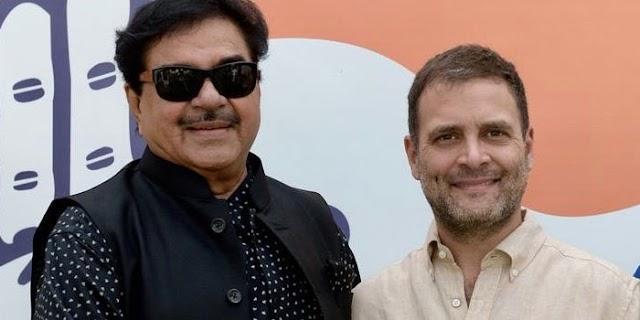 शत्रुघ्न सिन्हा BJP में कुछ दिन और गुजारेंगे | NATIONAL NEWS