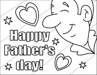fathers day coloring pages,funny fathers day coloring pages,happy fathers day coloring pages printable