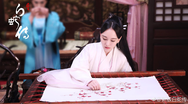 New Legend of White Snake online cdrama Sun Xiaoxiao