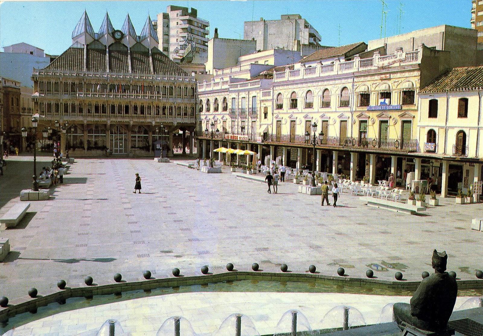 El sayon una plaza mayor para ciudad real - Arquitectos ciudad real ...